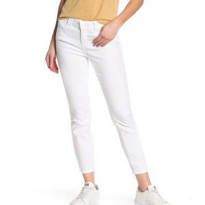 "Democracy BNWT White ""Ankle Skimmer"" jeans Ab tech"